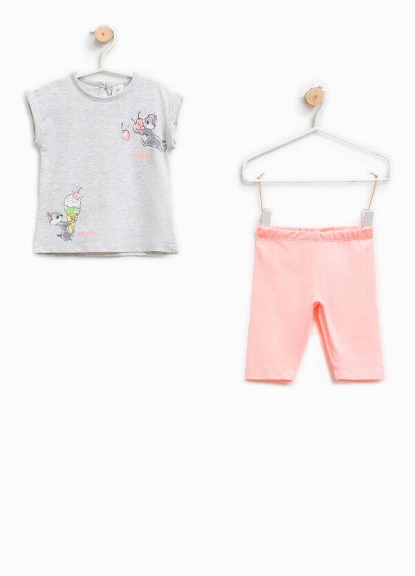 Completino t-shirt e pantaloni Cip & Ciop | OVS