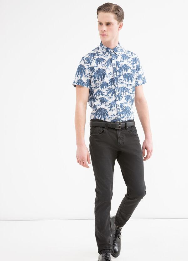 Camicia puro cotone stampata G&H | OVS