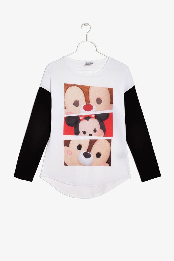 T-shirt Tsum Tsum effetto finto doppio | OVS