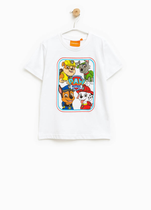 T-shirt with Paw Patrol print | OVS