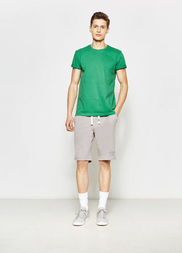 T-shirt with fold | OVS