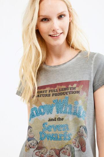 T-shirt Biancaneve e i Sette Nani, Grigio, hi-res