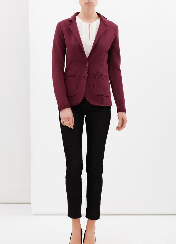 Raw hem jacket | OVS