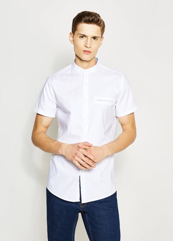 Camicia casual puntinata G&H | OVS