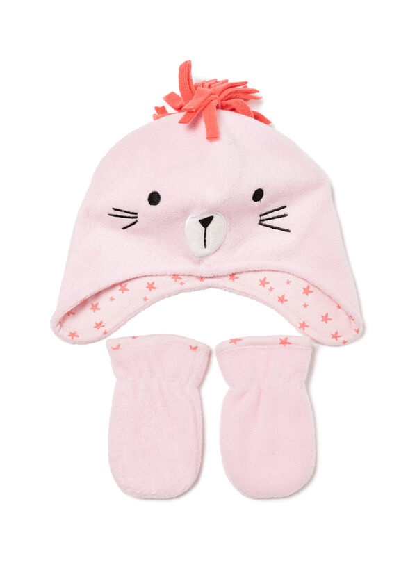 Hat and mittens set | OVS