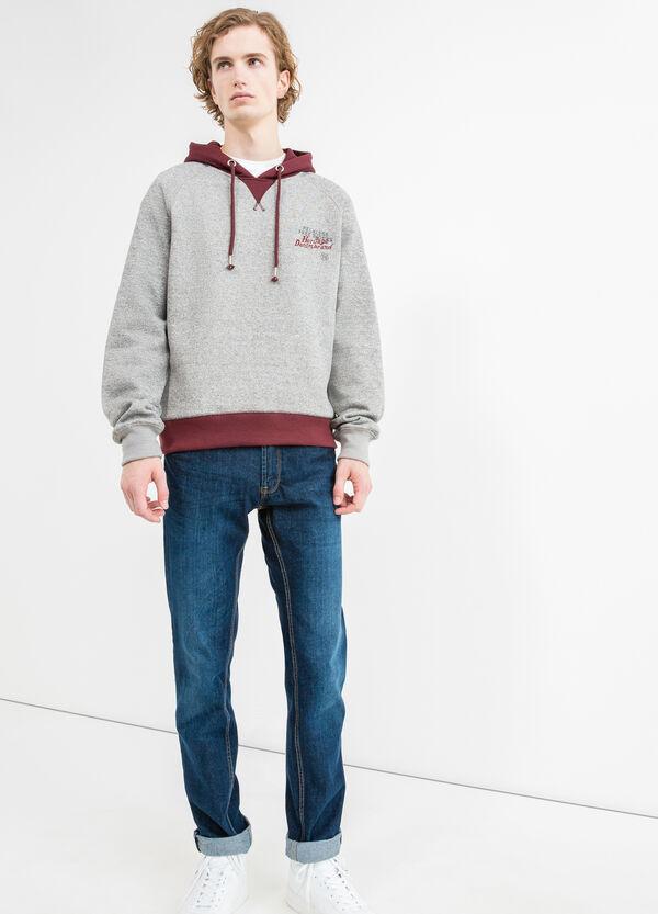 G&H cotton blend hoodie | OVS