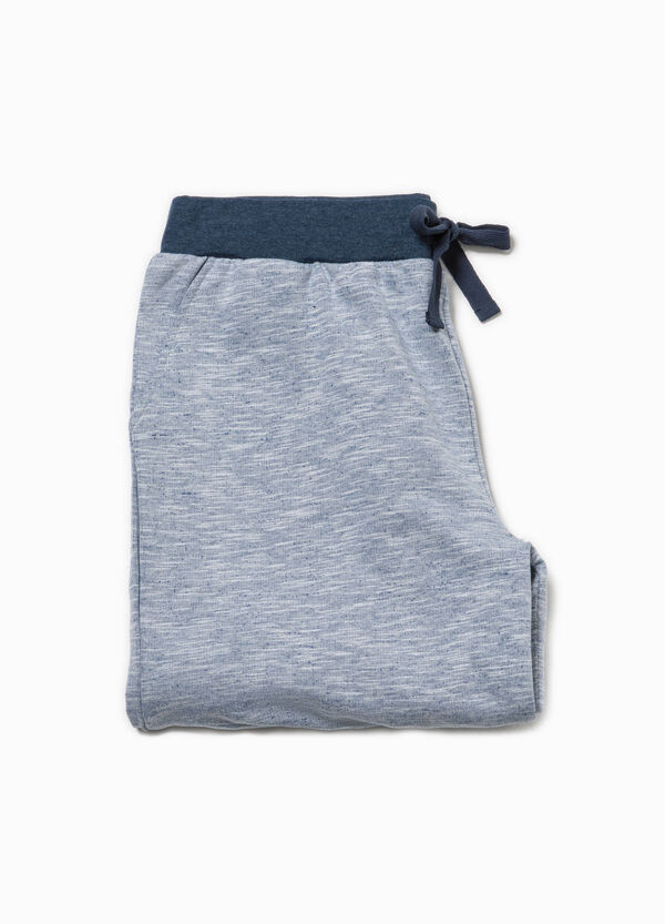 Pyjama Bermuda shorts with drawstring | OVS
