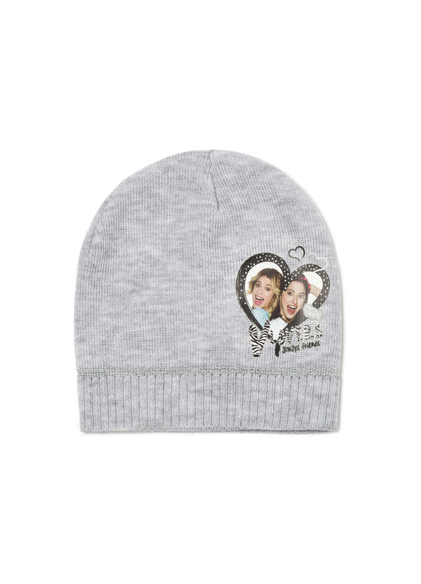 Hat with Violetta patch | OVS