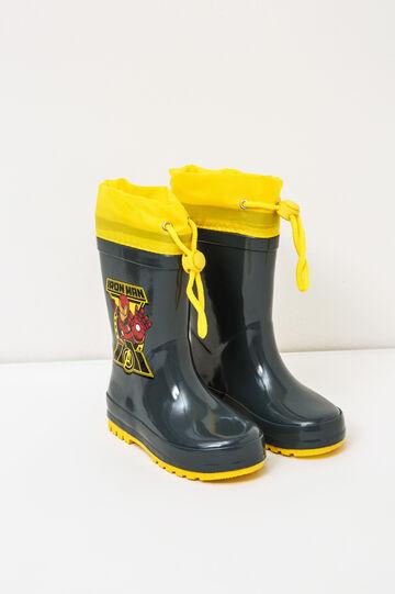 Stivaletti anti pioggia Iron Man, Grigio scuro, hi-res