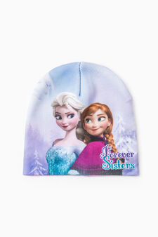 Frozen embroidered beanie cap, Lilac, hi-res