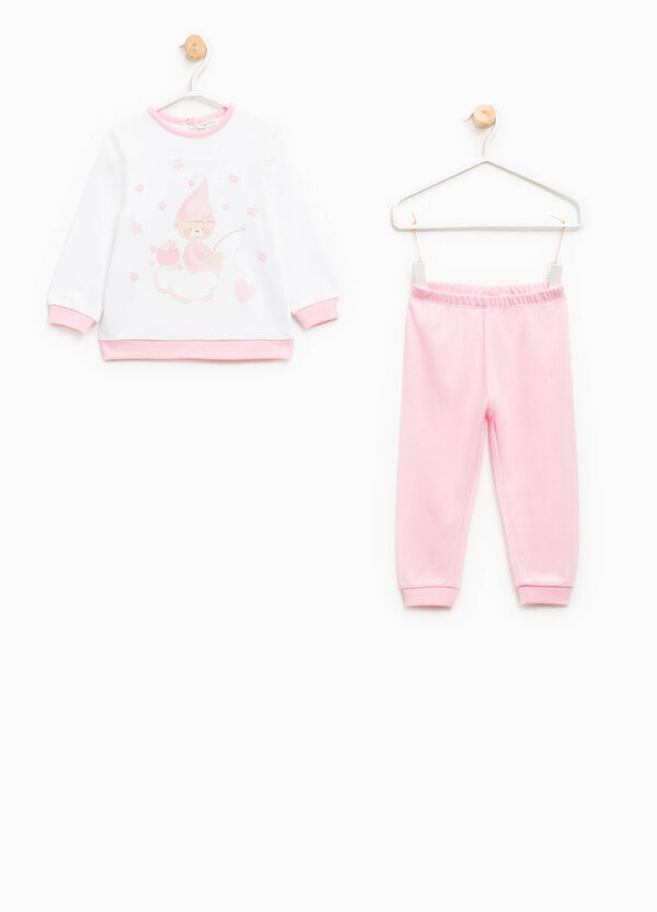 Top and trousers pyjama set | OVS
