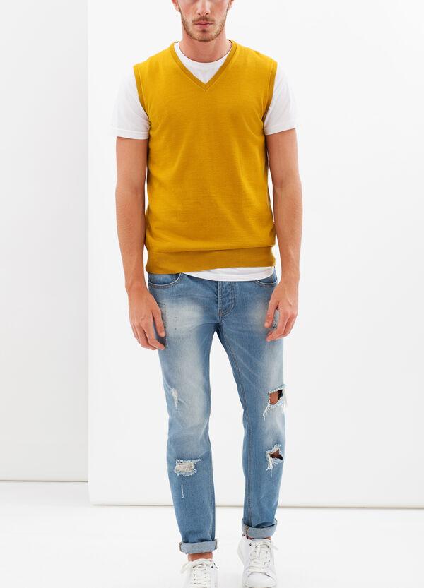 V-neck waistcoat | OVS