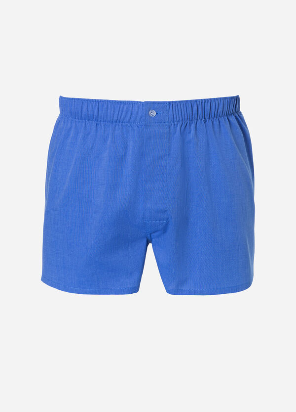 Two-pack boxer shorts in 100% cotton | OVS