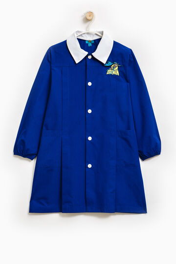 Smock with Batman patch, Royal Blue, hi-res