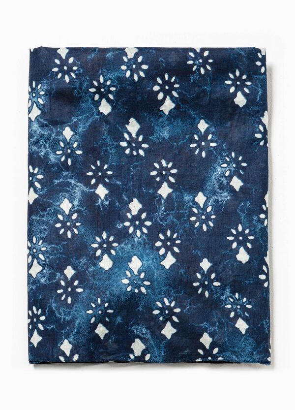 Cotton print scarf | OVS