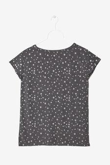 Maglietta stelle, Grigio scuro, hi-res