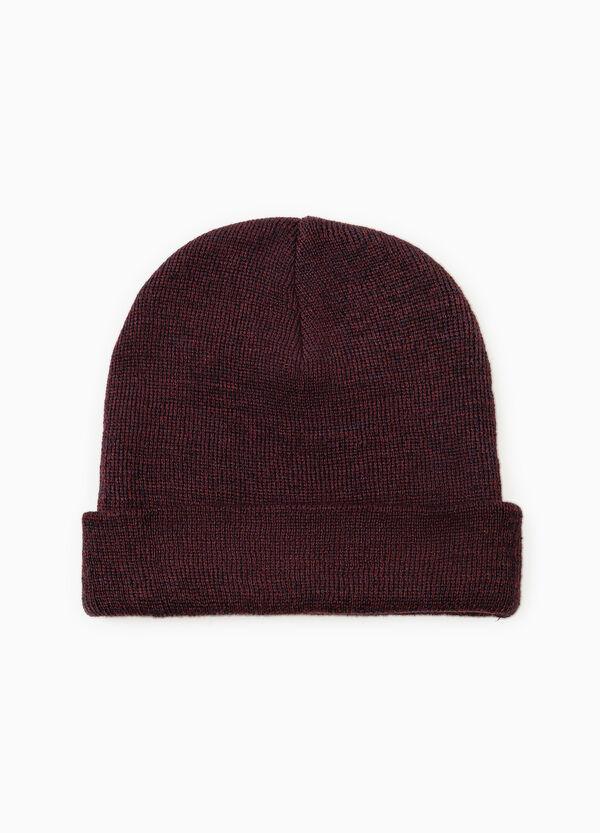 Cappello a cuffia mélange | OVS