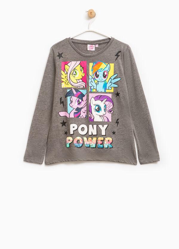 My Little Pony print cotton T-shirt | OVS