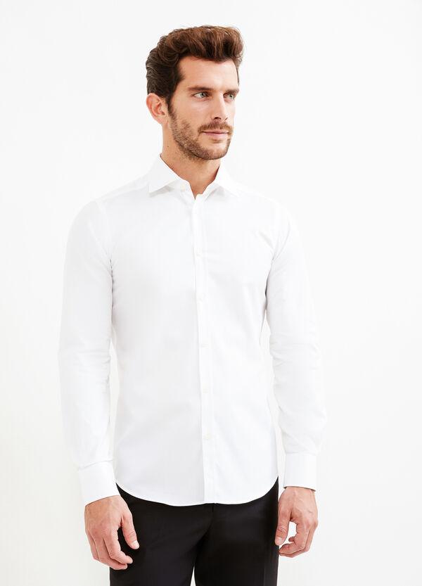 Camicia formale slim fit cotone | OVS