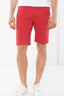 Chino shorts, Cherry Red, hi-res