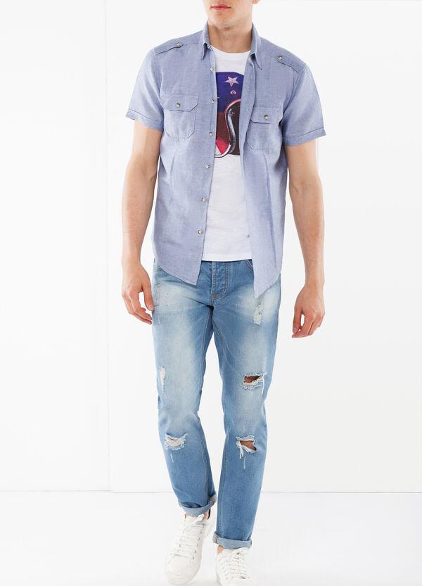 Camicia con taschini   OVS