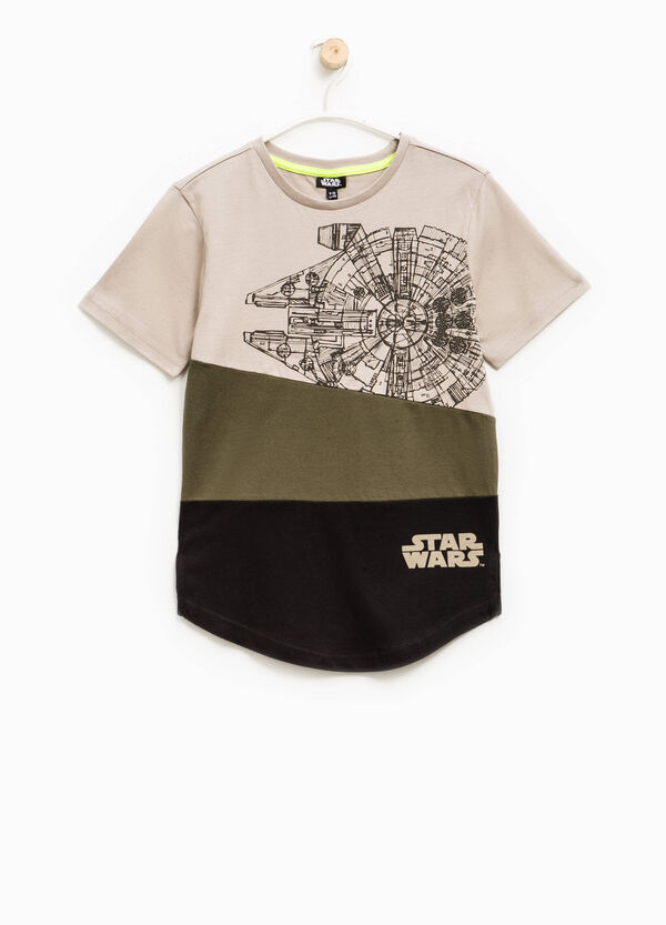 T-shirt puro cotone Star Wars | OVS