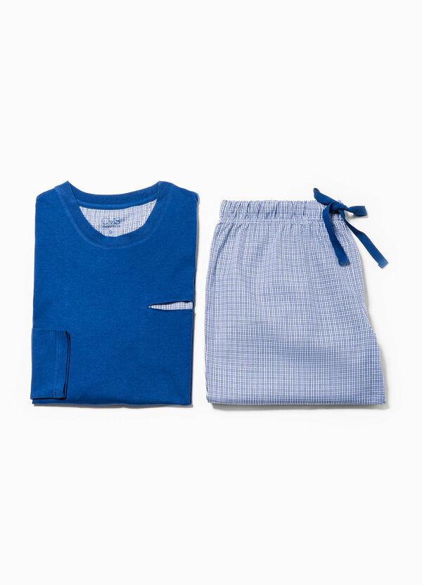 Pijama de algodón con un bolsillo | OVS