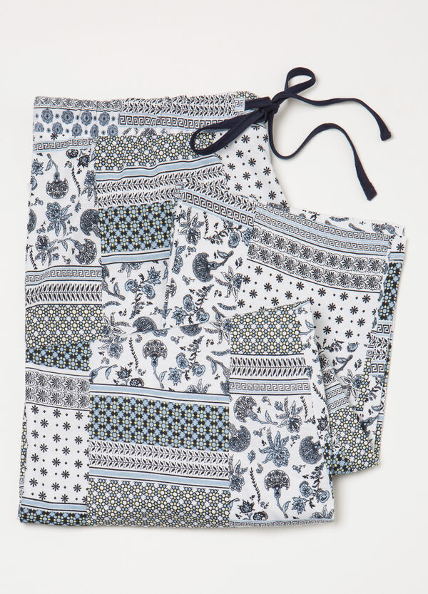 Pantaloni pigiama coulisse Curvy | OVS
