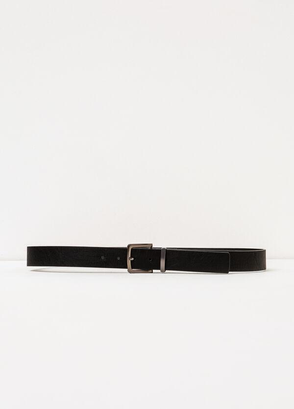 Cintura tinta unita passante singolo | OVS