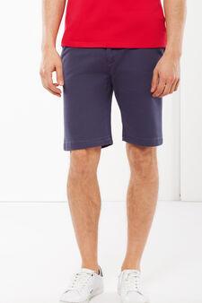 Chino shorts, Royal Blue, hi-res
