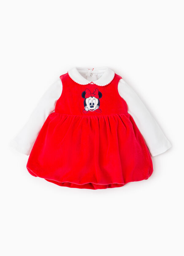 Baby Minnie T-shirt and dress outfit | OVS