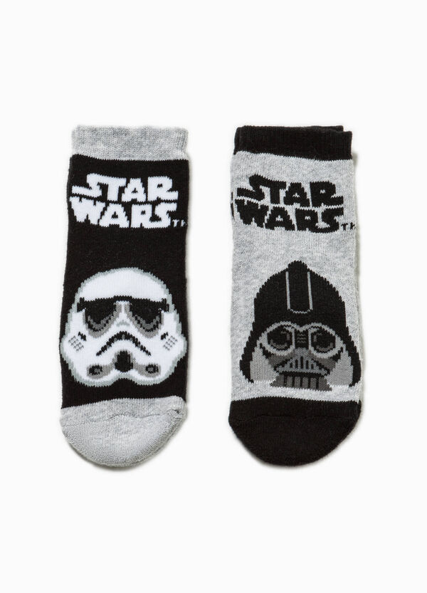 Two-pair pack Star Wars slipper socks | OVS