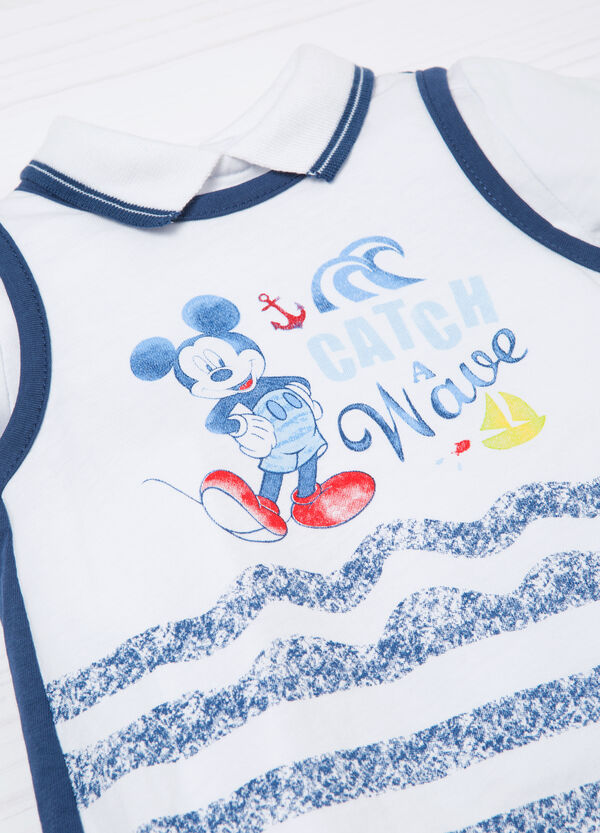 Mickey Mouse 100% cotton outfit | OVS