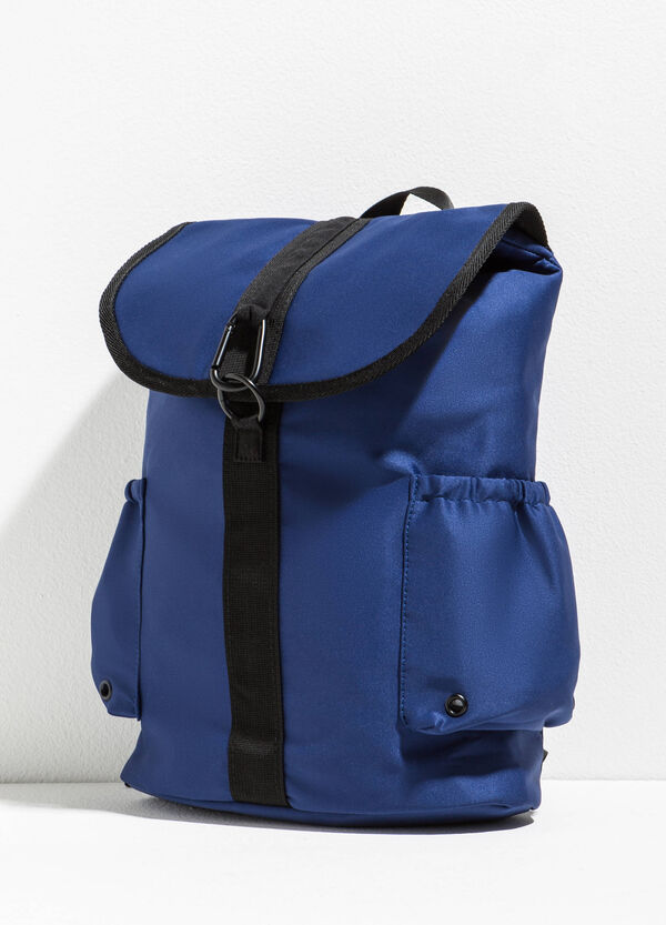 Backpack with inserts in contrasting colour | OVS