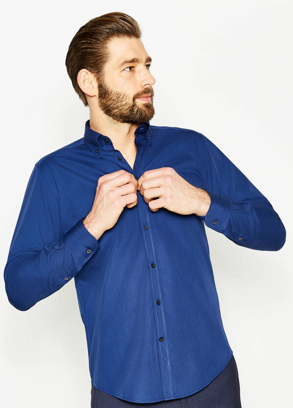 Camicia formale slim fit button down | OVS