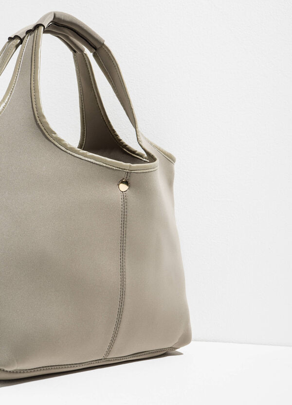 Shoulder bag with double handle | OVS