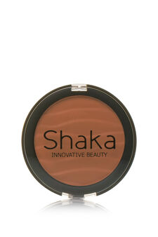 Compact powder with natural finish, Brown, hi-res