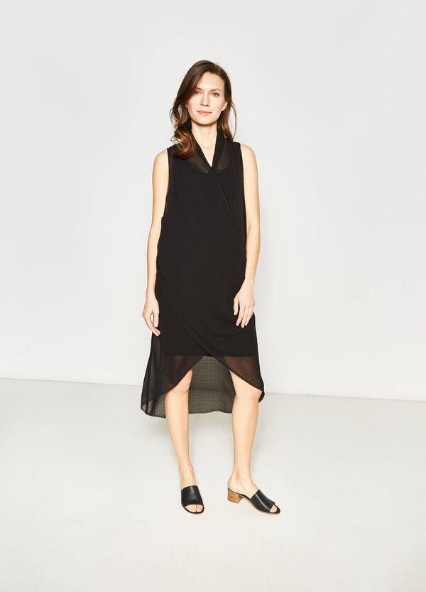 Semi-sheer MUM dress | OVS