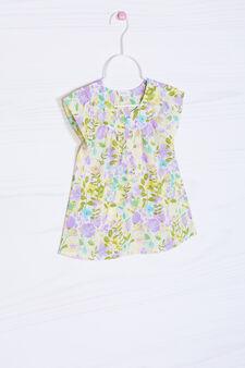 Floral pattern shirt, Multicolour, hi-res