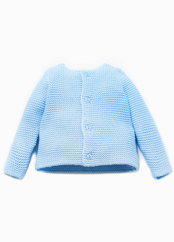 Chunky knit cardigan | OVS