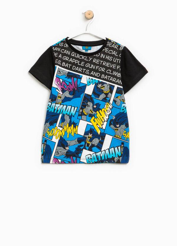 Cotton T-shirt with maxi Batman print | OVS