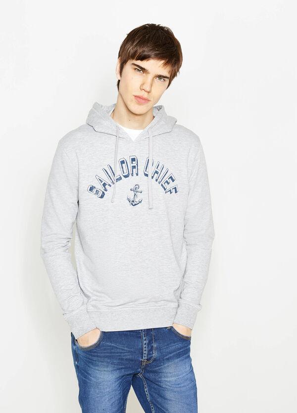 Printed hoodie | OVS