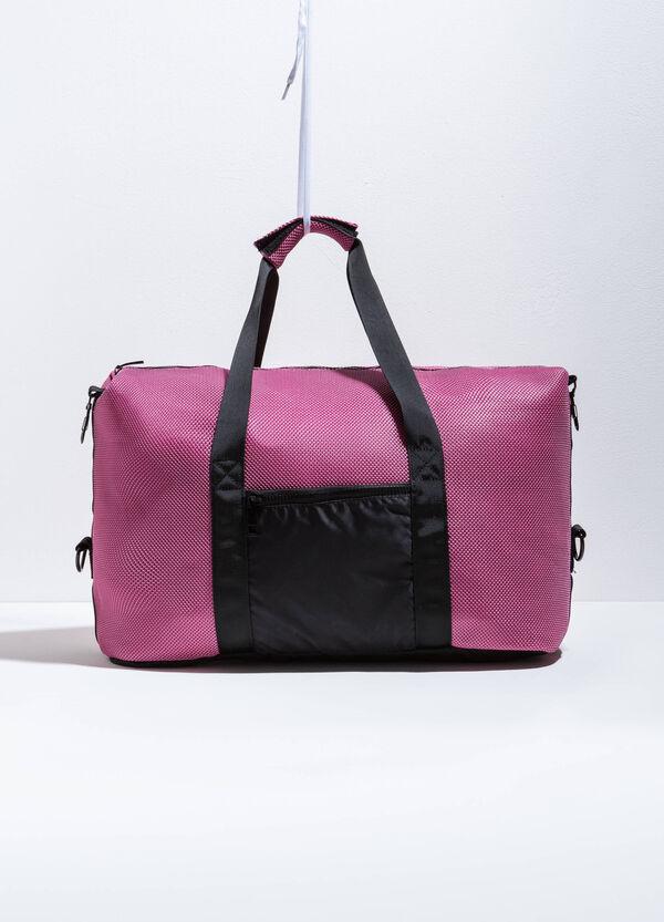 Shoulder bag with raised weave | OVS