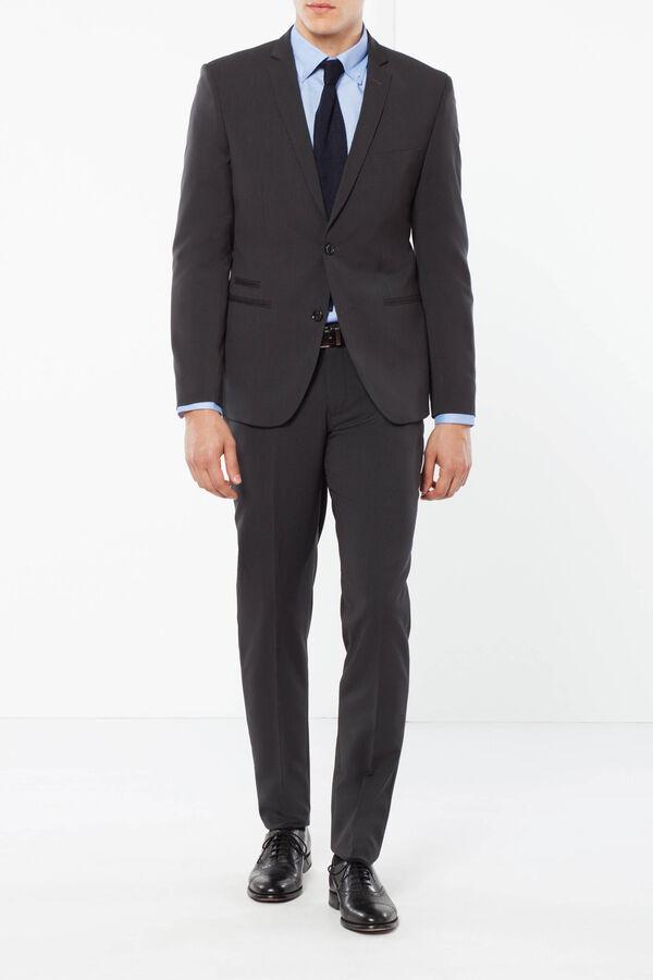 Elegant slim-fit suit in viscose | OVS
