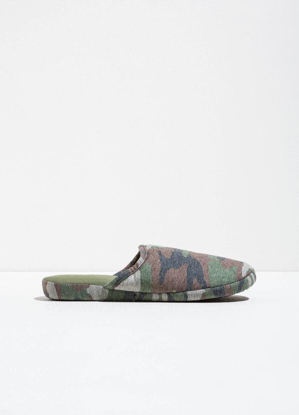 Pantofole fantasia camouflage | OVS