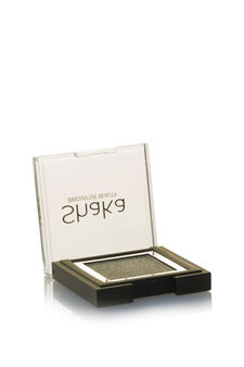Compact eyeshadow with metal effect, Grey/Silver, hi-res