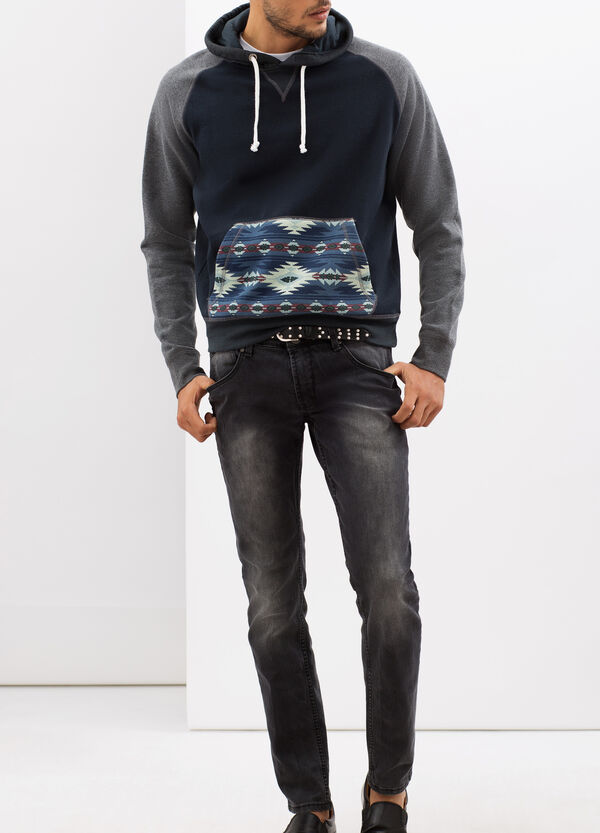 G&H hoodie with pouch pocket | OVS