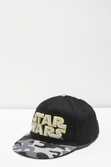 Star Wars baseball cap, Black/Grey, hi-res
