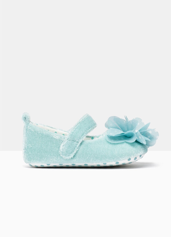 Shoes with flower | OVS