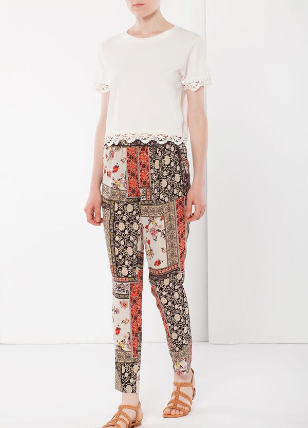Pantaloni con pinces | OVS